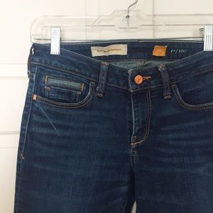 Pilcro Stet fit jeans, slim fit, slightly cropped